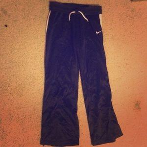 Women's Nike dri fit pants